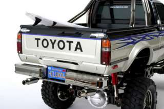 TOYOTA HILUX HIGH LIFT 4X4 RC Truck Kit Tamiya 58397
