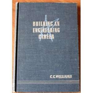 com Building an engineering career, Clemen Clarence Williams Books