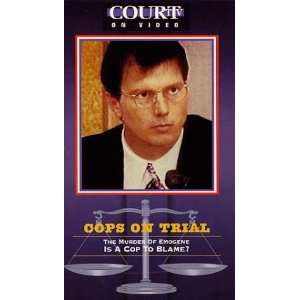 TV Murder of Emogene Is a Cop to Blame [VHS] Court TV Movies & TV