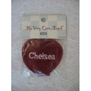 Chelsea Felt 2 Red Heart for Bear or Doll Arts, Crafts & Sewing