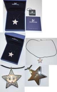 125 Authentic Swarovski Crystal Erika Star Pendant Necklace