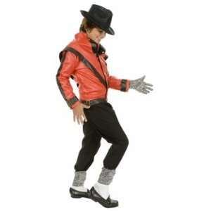 Childs Michael Jackson Thriller Costume Jacket (MD) Toys & Games