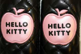 Hello Kitty apple Car Seat Belt shoulder Pads Cover 2pc