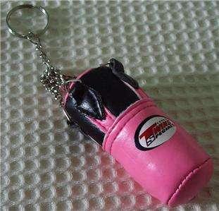 Twins Muay Thai Boxing PB Model Punch Boxing Key Chain