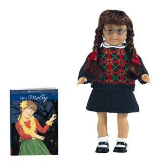 Molly Mini Doll (American Girl Book and Doll