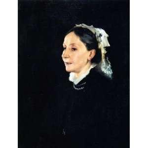 Oil Painting Mrs. Daniel Sargent Curtis John Singer