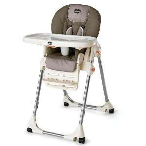 Chicco Polly High Chair, Chevron: Baby