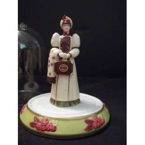 Avon Mrs. Albee Figurine 2006 Mini Everything Else