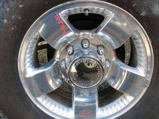 04 FORD F250 SUPER DUTY WHEEL 18X8