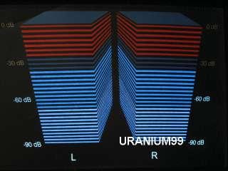 SOUND ACTIVATED LED EQUALIZER T SHIRT HIP HOP RAVE DISC