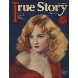 Story Magazine, Vol. 19, No. 6, January 1929: Bernarr MacFadden: Books