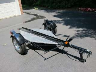 Kendon Stand up Motorcycle Trailer Kendon Stand up Motorcycle Trailer