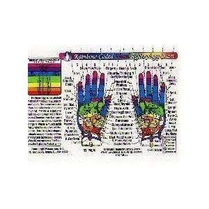 Resources Rainbow Cards & Charts Series   Hand Reflex Chart (rainbow