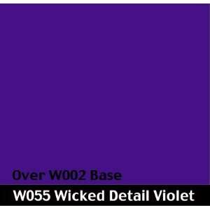 2Z Wicked Detail Violet Createx Wicked Colors Paint CR Toys & Games