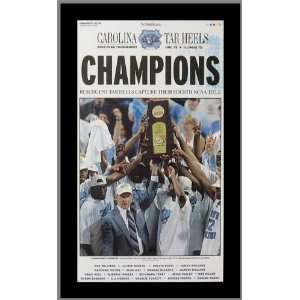 North Carolina Tar Heels   NO NCAA Champions 2004 05