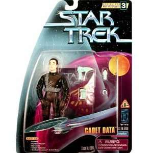 Star Trek Warp Factor Series 3   Cadet Data Toys & Games