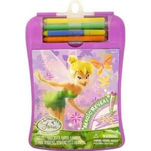 Disney Fairies Coloring Book   Magic Reveal Marker Toys & Games