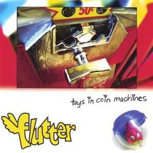 Toys in Coin Machines Flutter Music