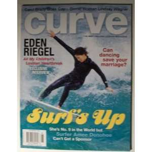 Curve Magazine: Amee Donohoe (March 2009): Various Authors: Books