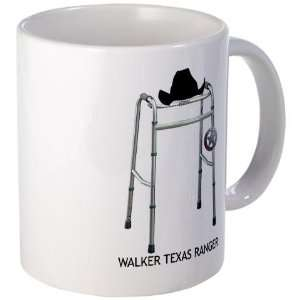 Love Walker, Texas Ranger Humor Mug by