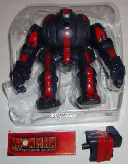 Man Armored Adventures CRIMSON DYNAMO Loose Action Figure Animated