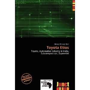 Toyota Etios: Emory Christer: 9786200715401:  Books