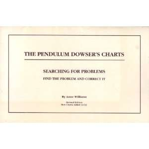 The Pendulum Dowsers Charts (Searching For Problems, Find the Problem