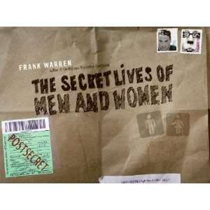 and Women A PostSecret Book (Hardcover) Frank Warren (Author) Books