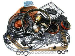 350 Th350 Alto Red Eagle Deluxe Performance Transmission Rebuild Kit