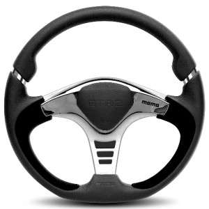 MOMO GTR 2 Steering Wheel + MOMO Hub Adapter BMW E36