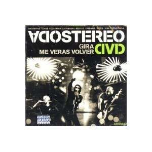 SODA STEREO  GIRA ME VERAS VOLVER Movies & TV