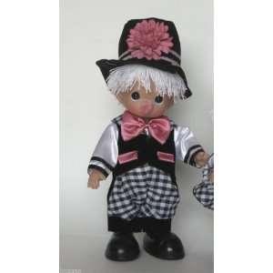 Precious Moments Send in the Clowns Boy Doll Toys & Games