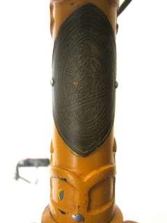BARTALI CAMPAGNOLO WOODEN RIMS BIKE RARE BICYCLE ITALIAN SIMPLEX VELOX