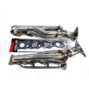 OBX Header Manifold Exhaust 07 09 Toyota Tundra V8 5.7L Automotive