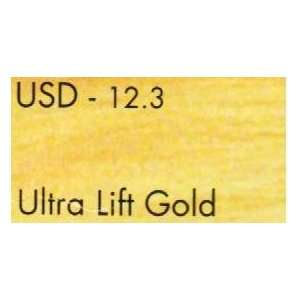 Hair Coloring Creme USD 12.3 Ultra lift Gold: Health & Personal Care