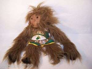 Seattle Super Sonics NBA mascot squatch plush toy 2
