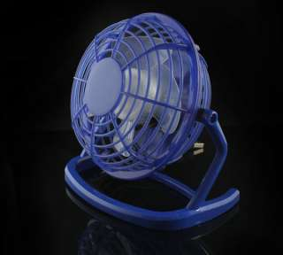 Super Mute PC USB Cooler Cooling Desk Fan New Fashionable Gift
