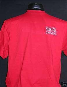 University of Nebraska Cornhuskers T shirt L NWT