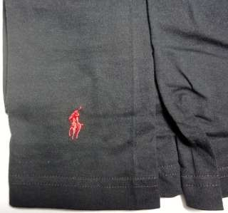 polo ralph lauren classic cotton crew neck t shirt from the polo men s