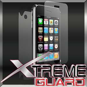 Apple IPhone 3GS FULL BODY Invisible LCD Screen Protector Cover Shield