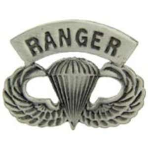 U.S. Army Ranger Jump Wings Pin 1 1/2 Arts, Crafts
