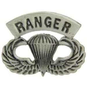 U.S. Army Ranger Jump Wings Pin 1 1/2 Arts, Crafts