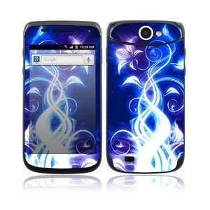 Electric Flower Decorative Skin Cover Decal Sticker for