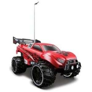 116 Maisto Off Road Remote Control Car   Red Dune Blaster