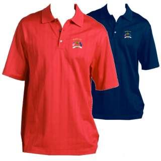 FREE SHIP Ryder Cup TW Nike Tiger Woods Drop Men Golf Top Red Blue