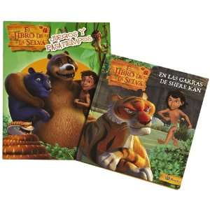 El libro de la selva / The Jungle Book En las garras de Shere Kan