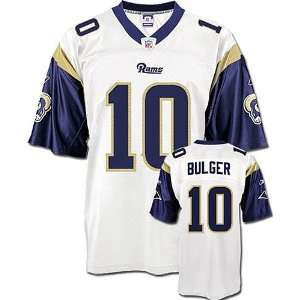 Marc Bulger #10 St. Louis Rams Youth NFL Replica Player Jersey (White