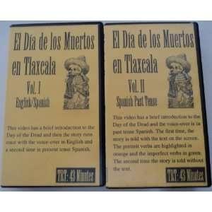 VHS El Dia de los Muertos en Tlaxcala / Day of the Dead
