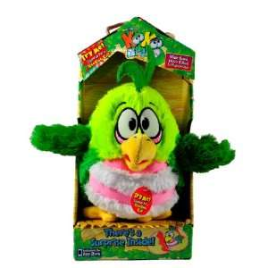 Koo Koo Zoo KooKoo Birds Series 6 Inch Tall Bird Plush Figure