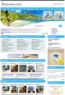 Making Turnkey Travel Classified Websites Business for Sale